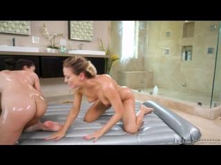 Cherie Deville, Valentina Nappi – My Husband Cant Find Out [Fantasy Massage. HD1080, Lesbian, Massag