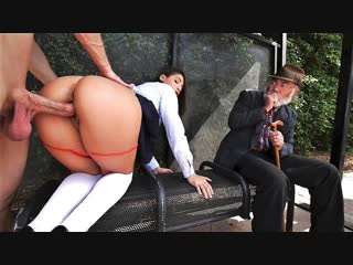 {эксклюзив} abella danger [hooters] public sex, bus stop (full, porn, hd, big ass, big tits, oral, blowjob, sex, порно, секс)