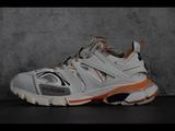 Unboxing Balenciaga Track 3.0 Orange White