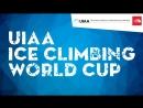 2018 UIAA Ice Climbing Season Promo