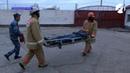 Астраханские пожарные ликвидировали условный пожар в СИЗО