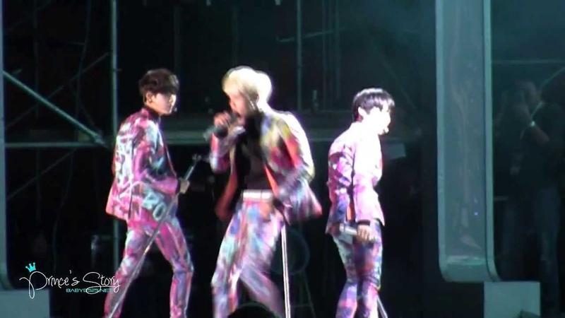 [FANCAM]131019 SMTOWN IN BEIJING SHINee Dream girl