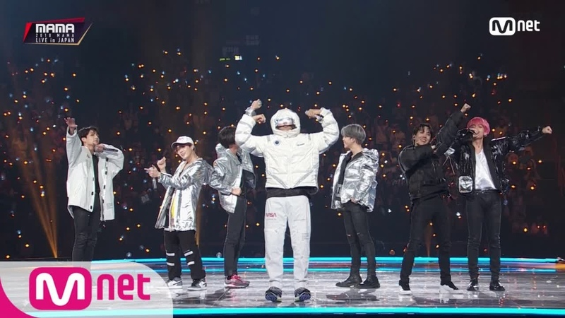 BTS_INTRO Anpanman│2018 MAMA FANS' CHOICE in JAPAN 181212