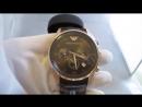 Элитные мужские часы Emporio Armani