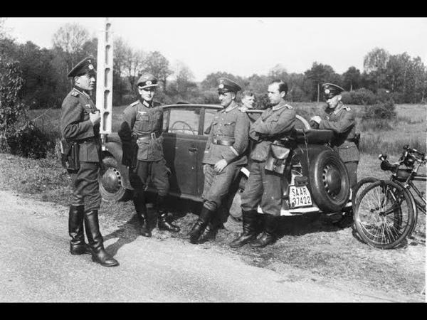 По следам вермахта Коп по войне в Калуге