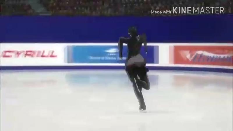 Yuri On ice clip
