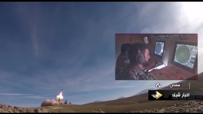 Iran Army IRGC Defenders of Velayat Skies 97 Air Defense wargame, phase two, part one