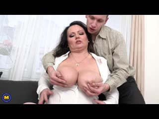 Big breasted bbw gets fucked and her tits creamed with cum - http://www.vidz7.com