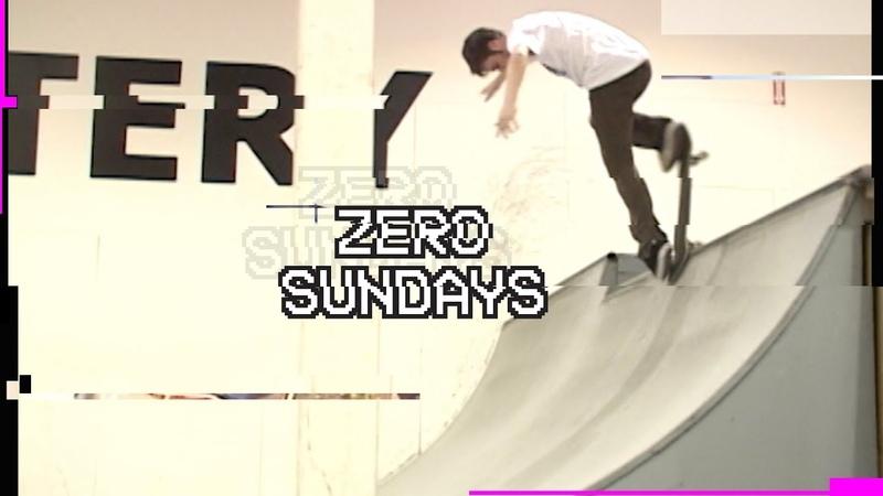 John Rattray 10 tricks from 2009 | Zero Sundays - ep 11