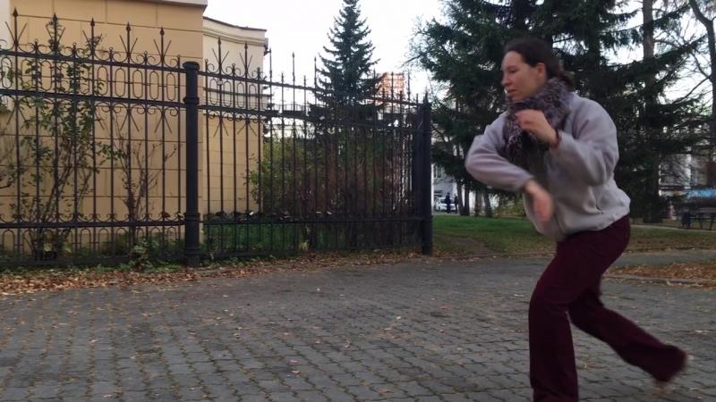 Катоэйра Танец Воздуха Катя