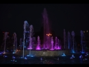 Вечерняя Анапа Поющие фонтаны Привет родным и близким