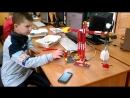 Подъёмный кран из Лего Продвинутый уровень Очумелые ручки и Лего в Мастерской роботов