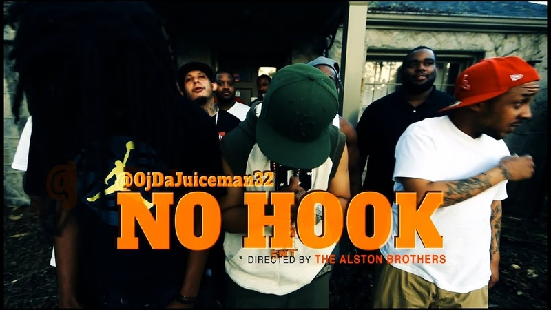 OJ DA JUICEMAN - NO HOOK (OFFICIAL VIDEO) - PRODUCED BY MPC CARTEL