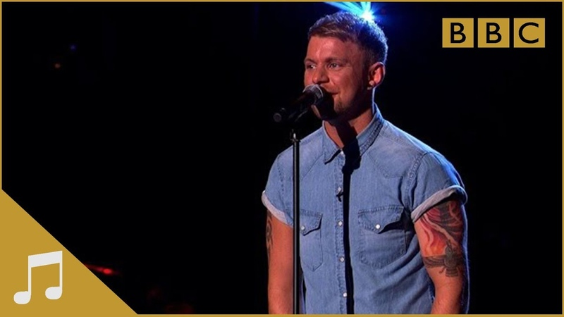 Lee Glasson performs 'Can't Get You Out Of My Head' - The Voice UK 2014: Blind Auditions 1 [BBC One]