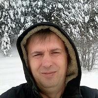 Анкета Владимир Клюев