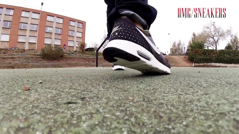NIKE AIR MAX TAVAS CAMO SE _ ON FEET REVIEW UNBOXING
