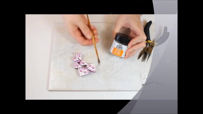 Тортики из полимерной глины для новичков! Мастер-класс!