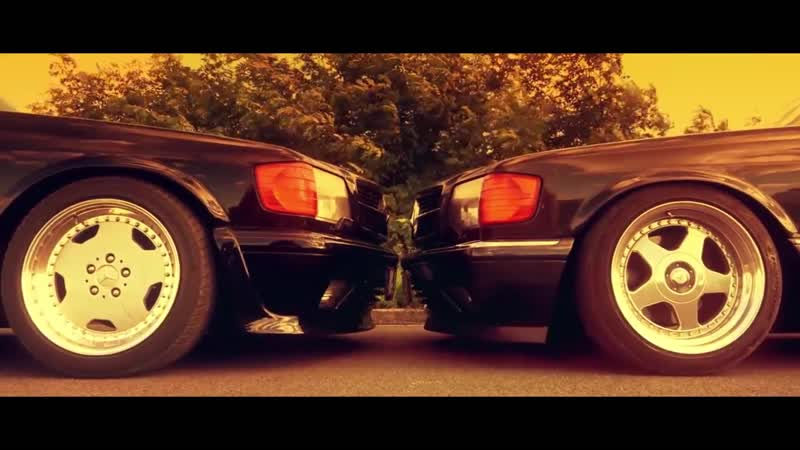 2Pac - So Much Pain (Izzamuzzic Remix) ⁄ Mercedes Benz 560 SEC C126 AMG Showtime