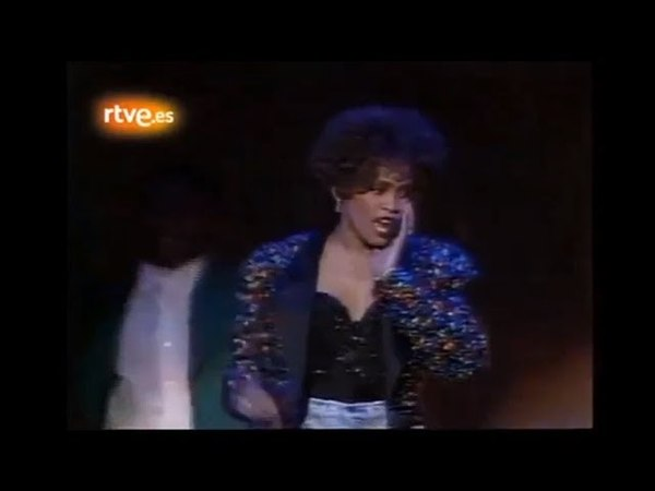 My Name Is Not Susan - Live in Oakland 1991 Whitney Houston
