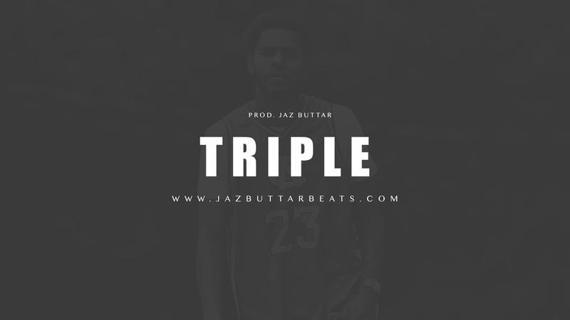 J Cole Type Beat - Triple | Lil Uzi Vert x 21 Savage | Hip Hop Rap Beat Instrumental 2019