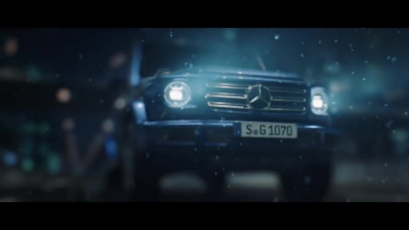 The new Mercedes-Benz G-Class 2018_ Stronger Than Time