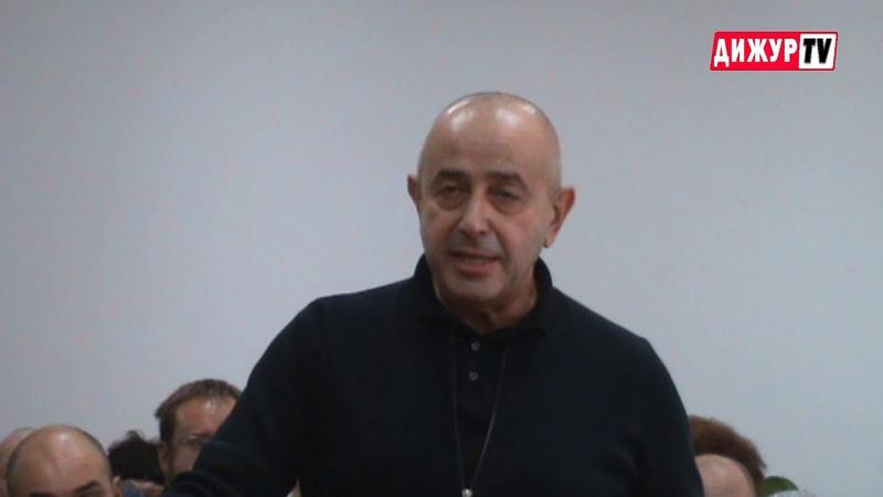 Николай Дижур в Зарайском Суде