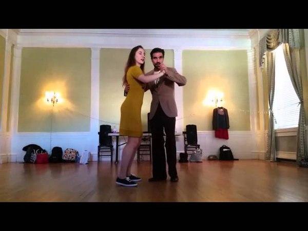 Beginner Collegiate Shag - Mike Irina