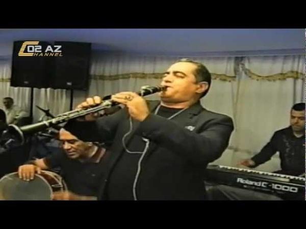 RƏHMAN ZEYNALOV instrumental klarnet Ağdam toyundan