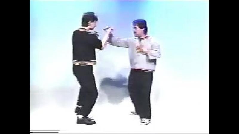 Явара -Техника боя