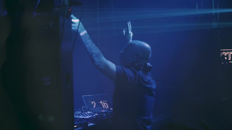 Fonarev - Digital Emotions Night, клуб