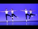 Classe de dans classique - Garcons 15-16 ans / Conservatoire de Paris (ballet boys)