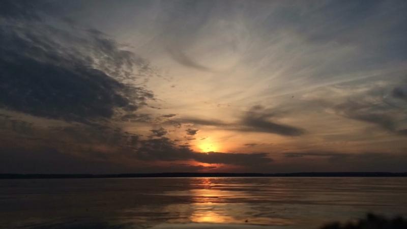 Сосновский район озеро