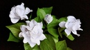 ABC TV | How To Make Gardenia Paper Flower With Shape Punch - Craft Tutorial