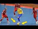 Футзал●Самые издевательские финты голы в Мини-футболе