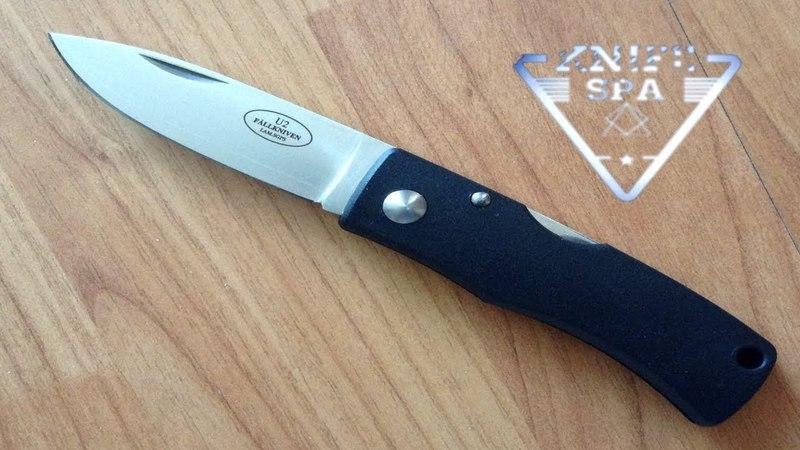 Fallkniven U2 КУКУРУЗНИК не самый типовой нож / Knife SPA