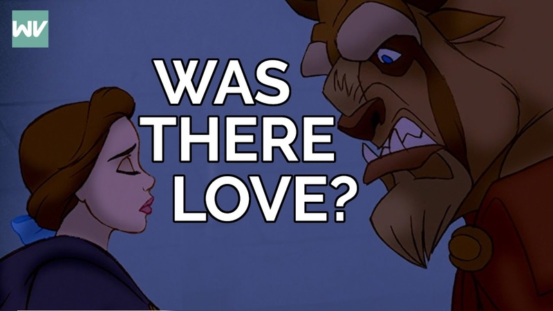 Belle Has Stockholm Syndrome Beauty and the Beast Theory Discovering Disney