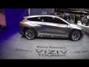 Subaru Viziv Tourer - будущая Импреза