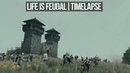 Life is Feudal MMO | PVP Timelapse 6