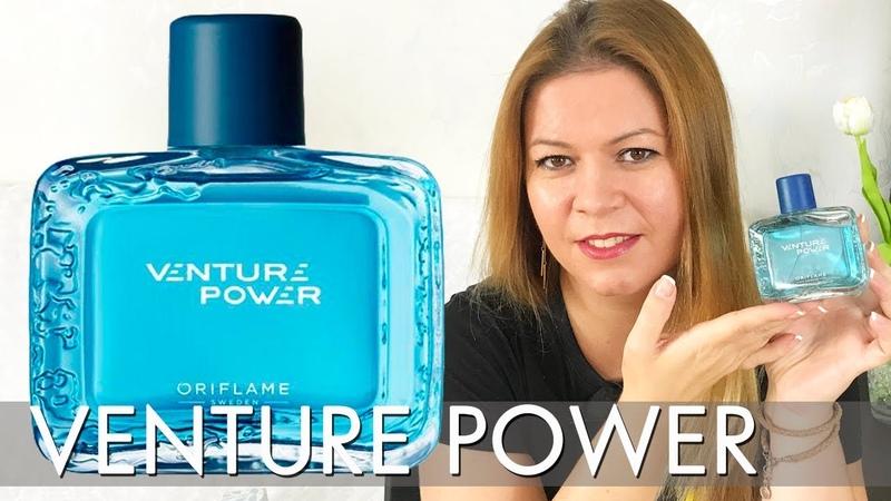 Туалетная вода Venture Power Венче Пауэ 33951 Орифлэйм