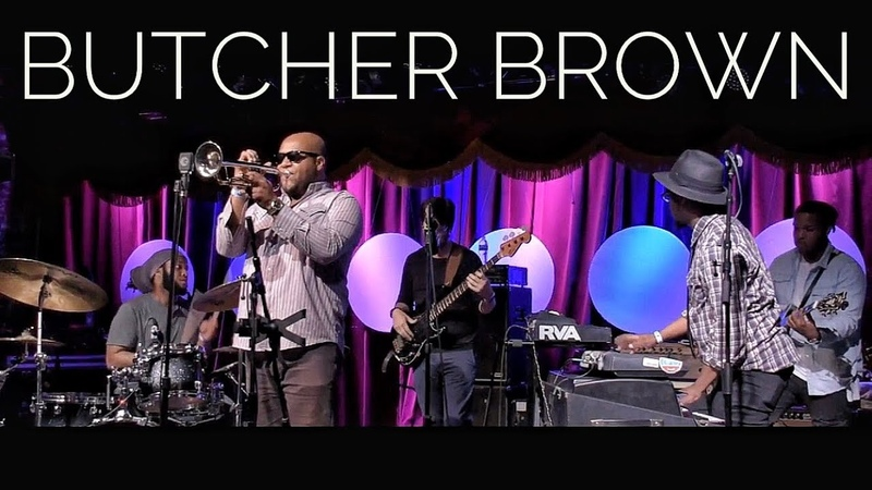 Butcher Brown The Healer @ Brooklyn Bowl 6 17 17