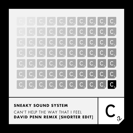 Sneaky Sound System альбом Can't Help The Way That I Feel (David Penn Remix - Shorter Edit)