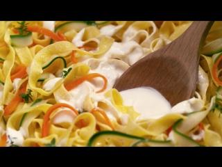 Сливки Пармалат – шеф на вашей кухне!