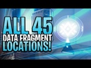 ALL 45 Data Fragment Locations Walkthrough Destiny 2 Warmind Guide Exotic Sword Sparrow