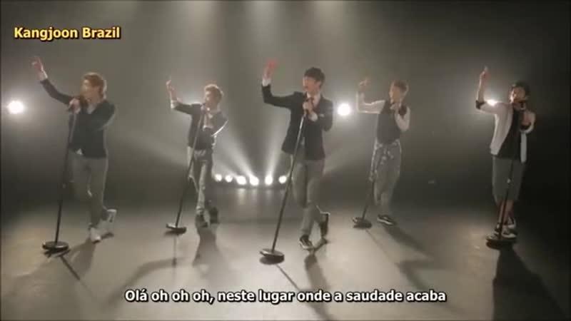 [Legendado PT-BR] MV _ (5URPRISE) - Hey U Come On (After School_ Lucky or Not -