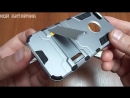 Противоударный бампер-чехол на iphone 5.Посылка с AliExpress