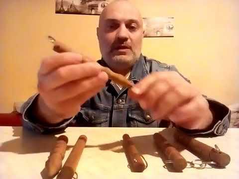 деревянные явары и куботаны