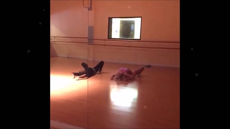 Britney Spears - Ensaio Make Me (Choreography - Rehearsal 2016)