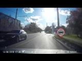 Уважаемые пешеходы и велосипедисты не проставляйте водителей.