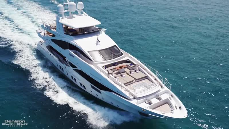 Benetti 140 Veloce Superyacht Tour