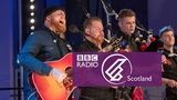 Tom Walker &amp Red Hot Chilli Pipers - Leave A Light On (The Quay Sessions)